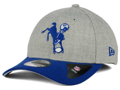 Indianapolis Colts New Era NFL Change Up Heather 39THIRTY Cap