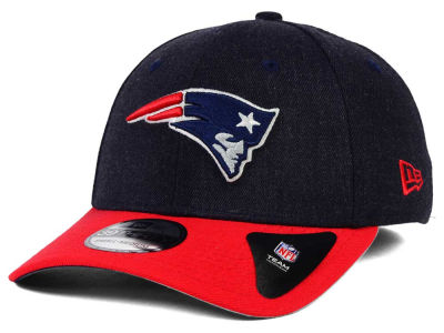New England Patriots New Era NFL Change Up Heather 39THIRTY Cap
