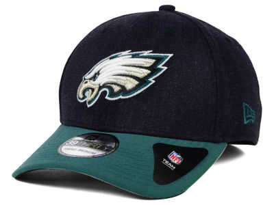 Philadelphia Eagles New Era NFL Change Up Heather 39THIRTY Cap