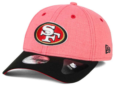 San Francisco 49ers New Era NFL Change Up Heather 39THIRTY Cap