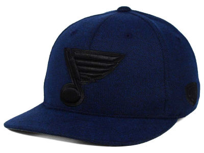 St. Louis Blues Old Time Hockey NHL Darkened Flex Hat