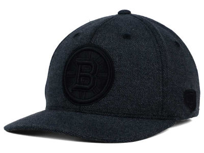 Boston Bruins Old Time Hockey NHL Darkened Flex Hat