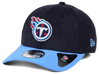 Tennessee Titans New Era NFL Change Up Heather 39THIRTY Cap
