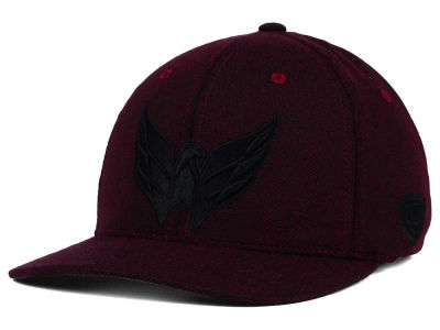 Washington Capitals Old Time Hockey NHL Darkened Flex Hat