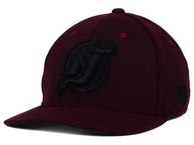New Jersey Devils Old Time Hockey NHL Darkened Flex Hat
