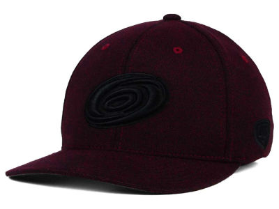 Carolina Hurricanes Old Time Hockey NHL Darkened Flex Hat