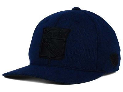 New York Rangers Old Time Hockey NHL Darkened Flex Hat
