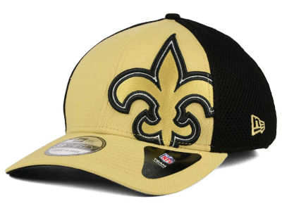 New Orleans Saints New Era NFL Logo Blimp 39THIRTY Cap