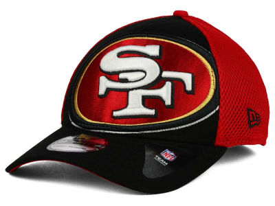 San Francisco 49ers New Era NFL Logo Blimp 39THIRTY Cap