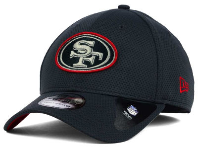 San Francisco 49ers New Era NFL Graphpop Tech 2 39THIRTY Cap