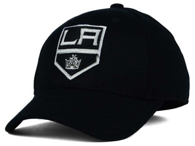 Los Angeles Kings Reebok NHL Basic Stretch Cap