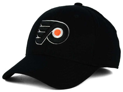 Philadelphia Flyers Reebok NHL Basic Stretch Cap