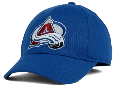 Colorado Avalanche Reebok NHL Basic Stretch Cap