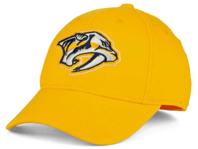 Nashville Predators Reebok NHL Basic Stretch Cap