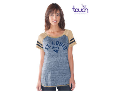 St. Louis Rams GIII NFL Women's Bleachers T-Shirt