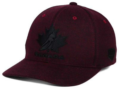 Canada Hockey Old Time Hockey NHL Darkened Flex Hat