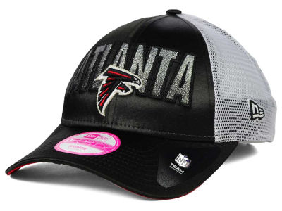 Atlanta Falcons New Era NFL Truck Shine 9FORTY Cap
