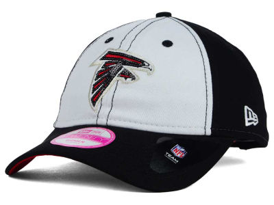 Atlanta Falcons New Era NFL Women's Team Glimmer 9TWENTY Cap