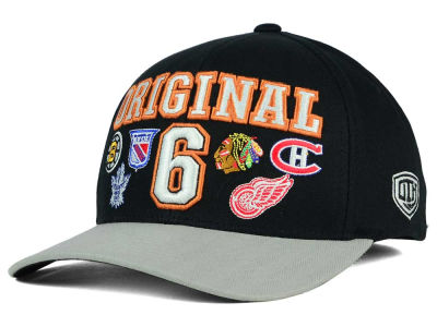 NHL Original 6 Old Time Hockey NHL Seisal Flex Hat