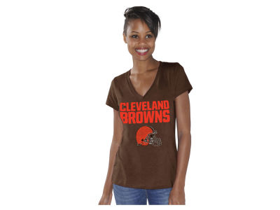 Cleveland Browns GIII NFL Women's Nickel D T-Shirt