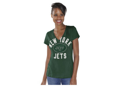New York Jets GIII NFL Women's Nickel D T-Shirt