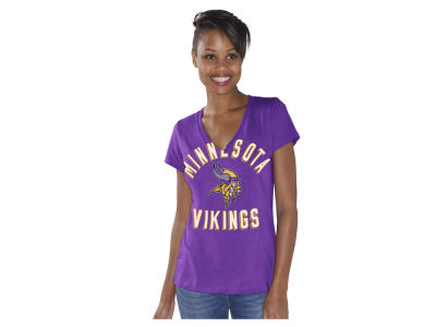 Minnesota Vikings NFL Women's Nickel D T-Shirt