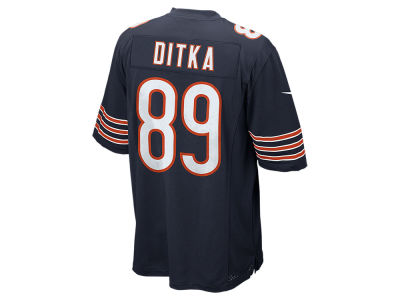 Chicago Bears Mike Ditka Nike NFL Men's Game Jersey