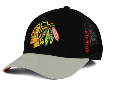 Chicago Blackhawks Reebok NHL 2015 TNT Adjustable Cap
