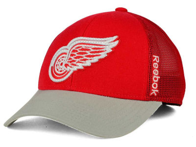 Detroit Red Wings Reebok NHL 2015 TNT Adjustable Cap