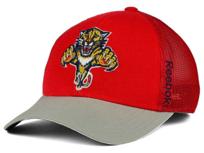 Florida Panthers Reebok NHL 2015 TNT Adjustable Cap
