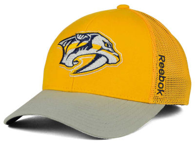 Nashville Predators Reebok NHL 2015 TNT Adjustable Cap