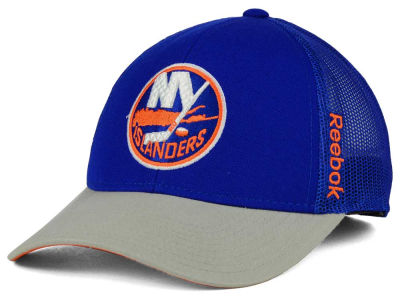 New York Islanders Reebok NHL 2015 TNT Adjustable Cap