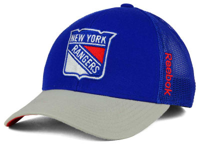 New York Rangers Reebok NHL 2015 TNT Adjustable Cap