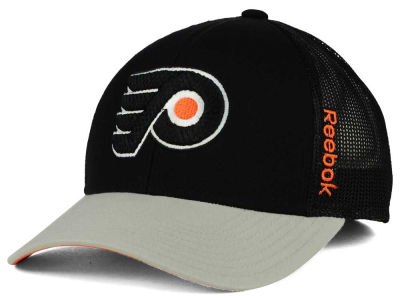 Philadelphia Flyers Reebok NHL 2015 TNT Adjustable Cap