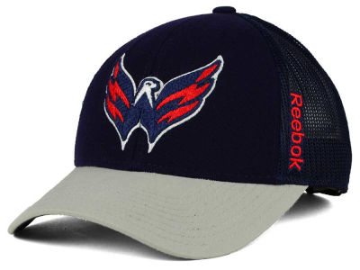 Washington Capitals Reebok NHL 2015 TNT Adjustable Cap