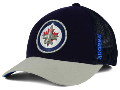 Winnipeg Jets Reebok NHL 2015 TNT Adjustable Cap