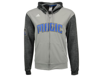 Orlando Magic adidas NBA Men's Pre Game Full Zip Hooded Jacket