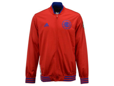 Los Angeles Clippers adidas NBA Men's On Court Warm Up Jacket
