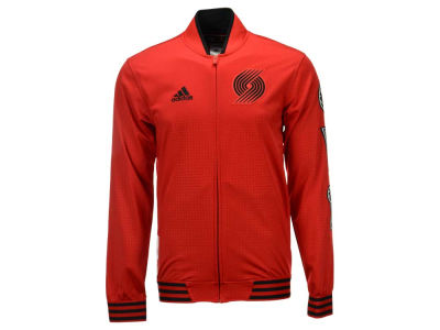 Portland Trail Blazers adidas NBA Men's On Court Warm Up Jacket