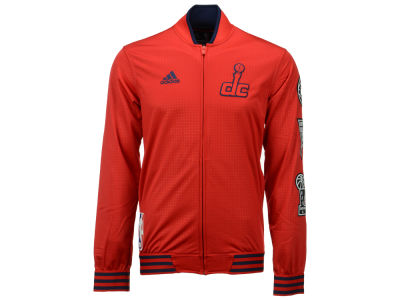 Washington Wizards adidas NBA Men's On Court Warm Up Jacket