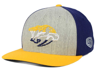 Nashville Predators Old Time Hockey NHL Win Streak Flex Hat