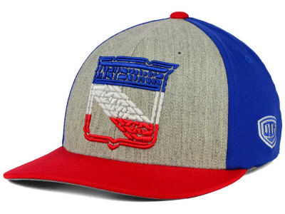 New York Rangers Old Time Hockey NHL Win Streak Flex Hat