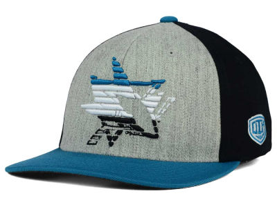San Jose Sharks Old Time Hockey NHL Win Streak Flex Hat