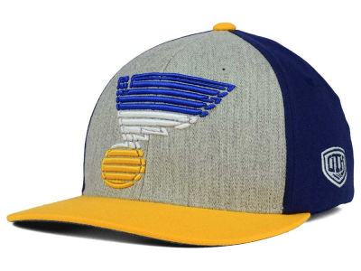 St. Louis Blues Old Time Hockey NHL Win Streak Flex Hat