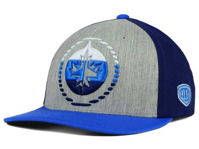 Winnipeg Jets Old Time Hockey NHL Win Streak Flex Hat