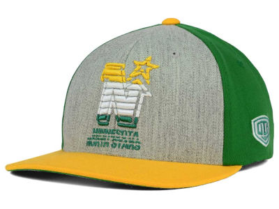 Minnesota North Stars Old Time Hockey NHL Win Streak Flex Hat