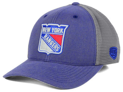 New York Rangers Old Time Hockey NHL Duster Flex Hat