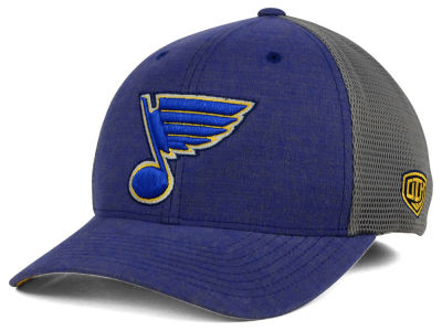 St. Louis Blues Old Time Hockey NHL Duster Flex Hat