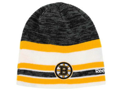 Boston Bruins Reebok NHL 2015 Player Knit