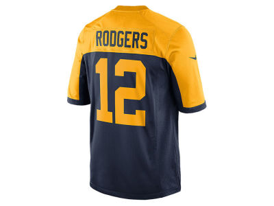 Green Bay Packers Aaron Rodgers NFL Youth Game Jersey